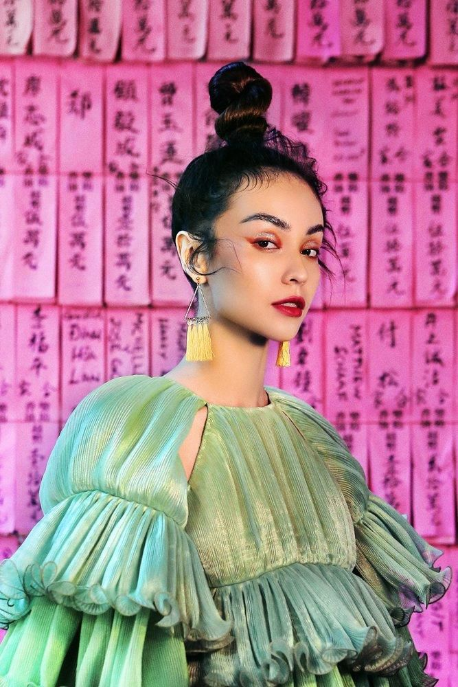 MLee quyết tâm trở thành 'đả nữ' giống Ngô Thanh Vân trong năm mới 2020 Ảnh 8