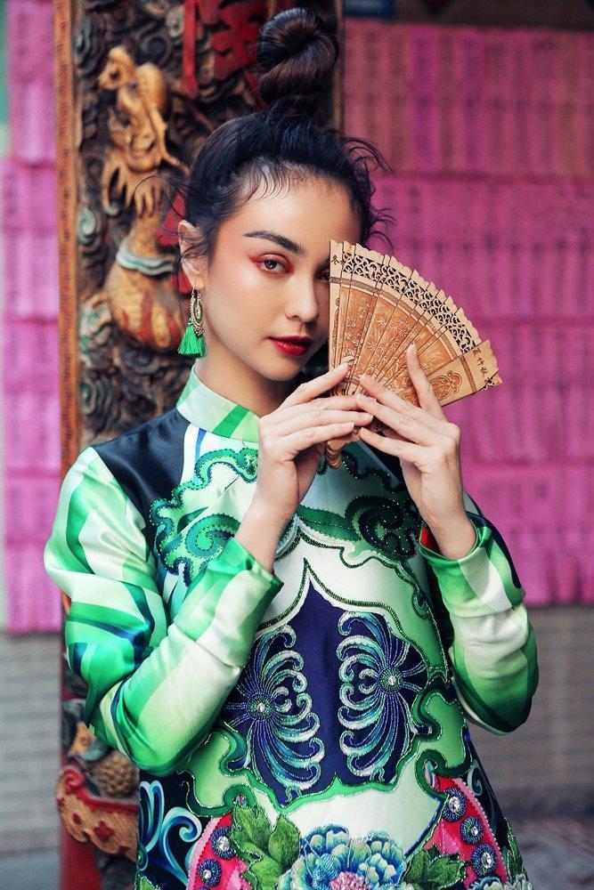MLee quyết tâm trở thành 'đả nữ' giống Ngô Thanh Vân trong năm mới 2020 Ảnh 2