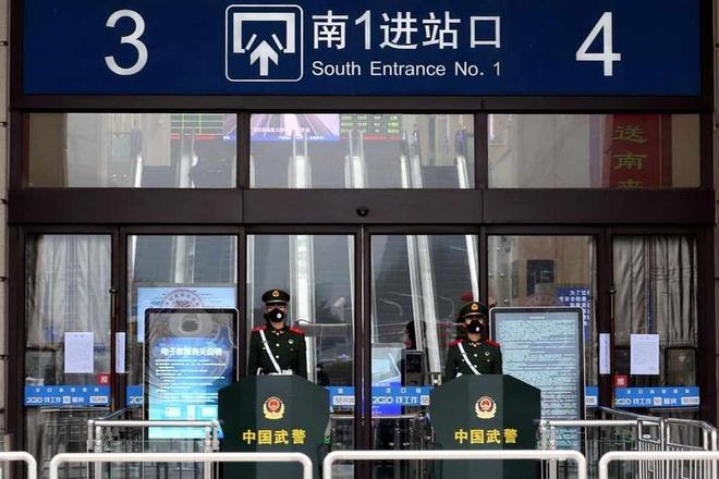 TQ phong tỏa thành phố thứ 2, thêm 6 triệu dân Hoàng Cương bị cấm cửa Ảnh 1