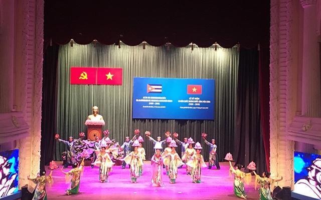 Vun đắp quan hệ hữu nghị Việt Nam - Cu-ba Ảnh 1