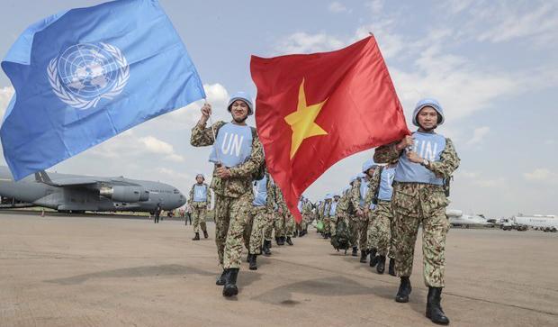 Khẳng định vị thế, nỗ lực của Việt Nam trên trường quốc tế Ảnh 2