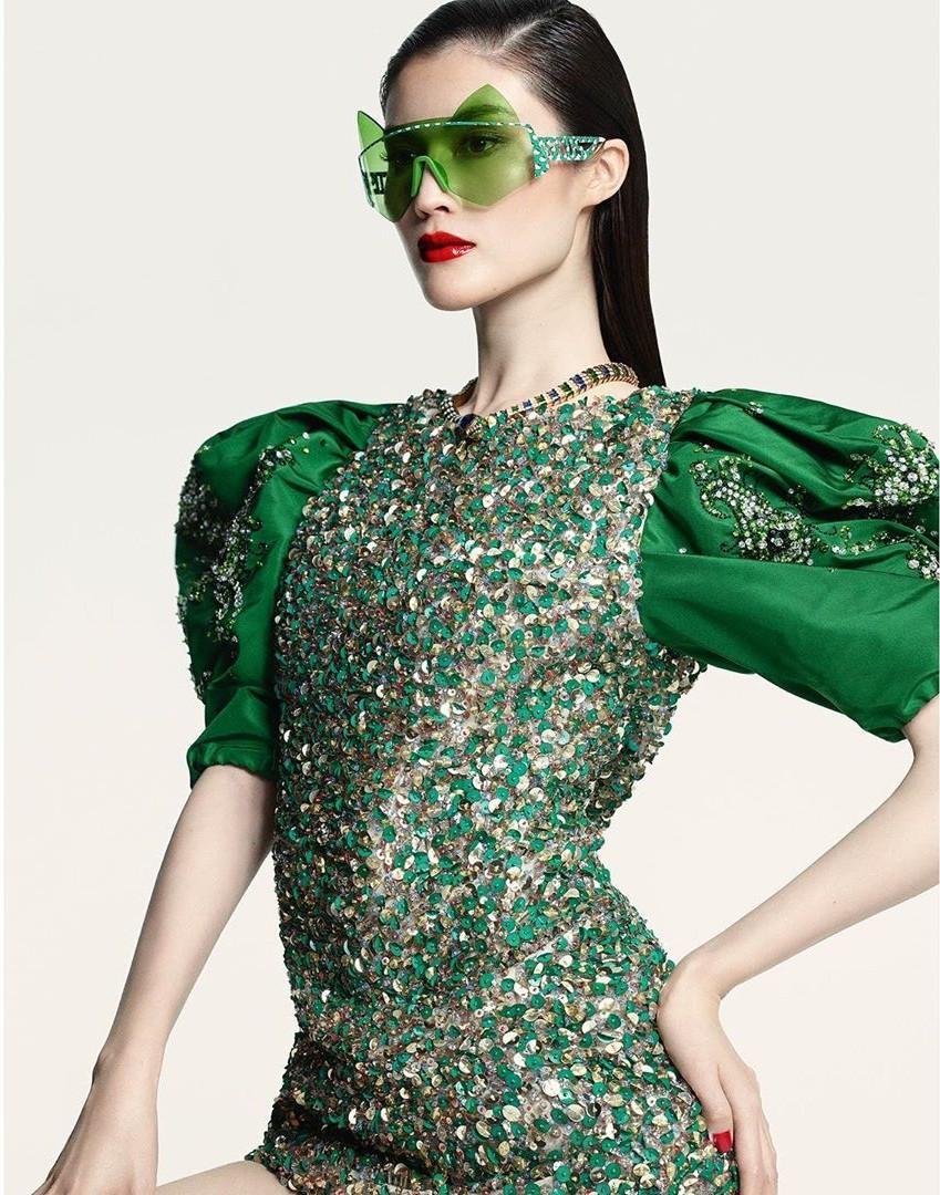 Dàn mỹ nhân chân dài Victoria's Secret đẹp xuất sắc trên Vogue Nhật Ảnh 21