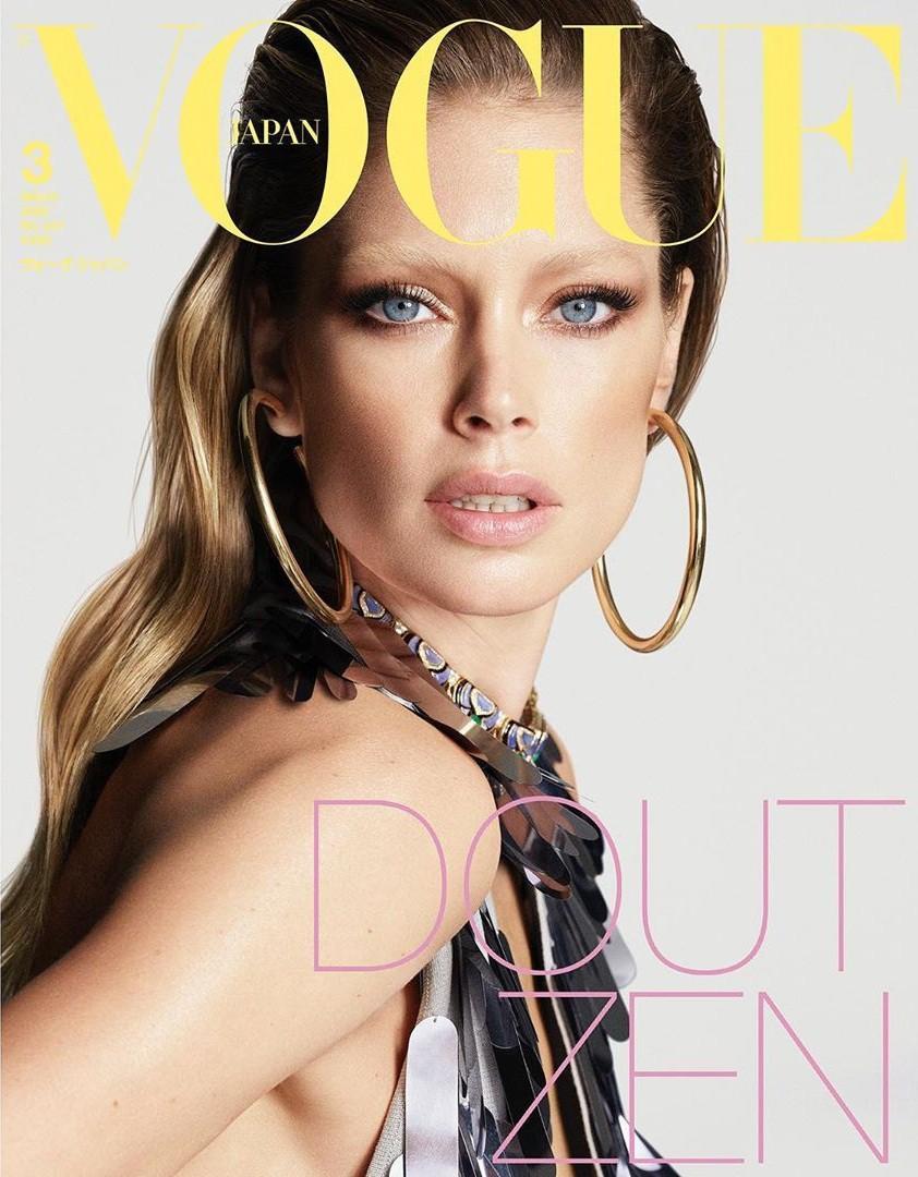 Dàn mỹ nhân chân dài Victoria's Secret đẹp xuất sắc trên Vogue Nhật Ảnh 12