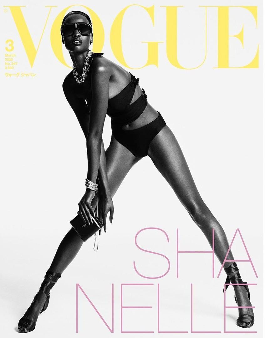Dàn mỹ nhân chân dài Victoria's Secret đẹp xuất sắc trên Vogue Nhật Ảnh 22