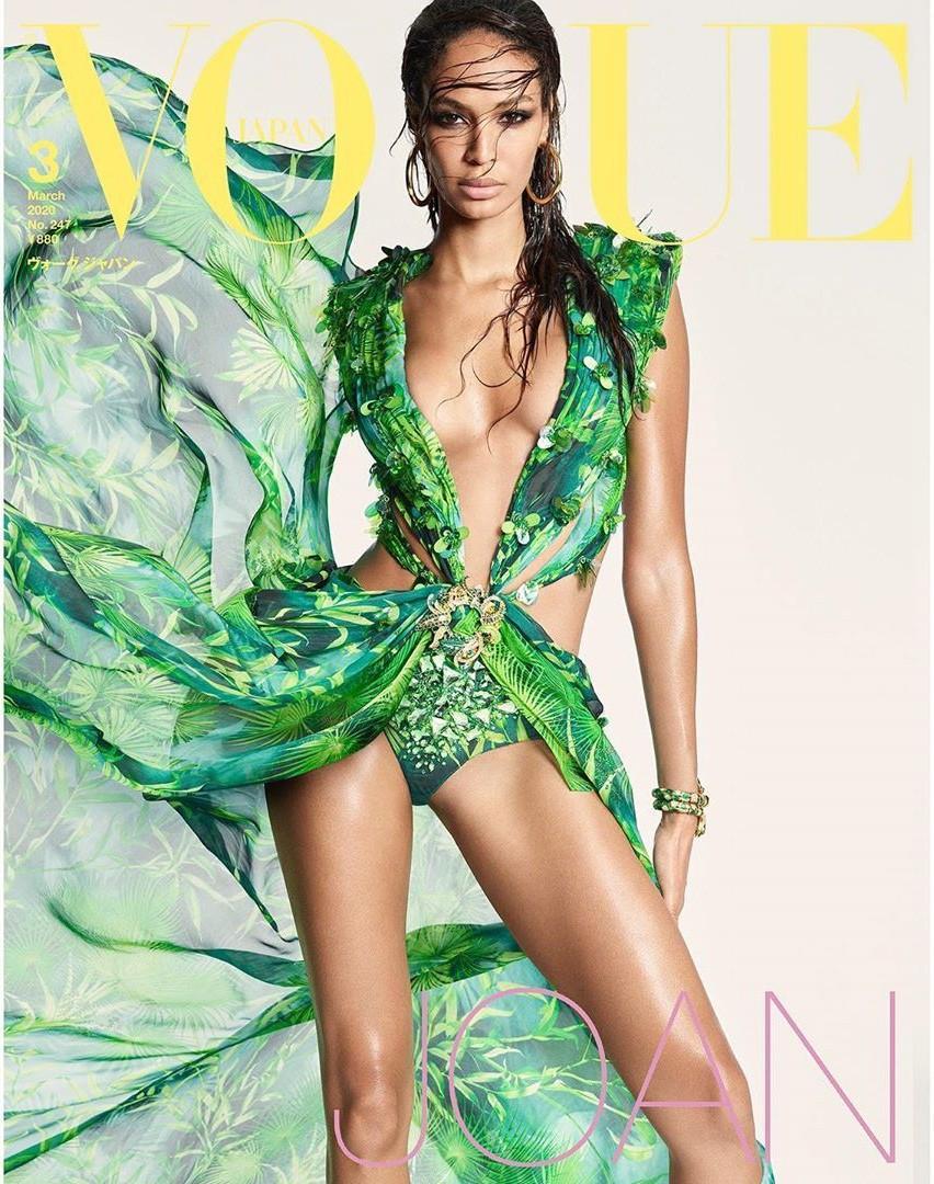 Dàn mỹ nhân chân dài Victoria's Secret đẹp xuất sắc trên Vogue Nhật Ảnh 7