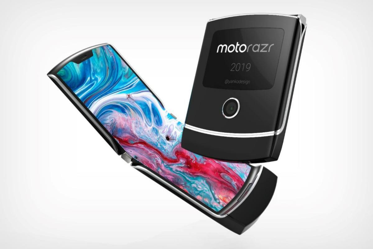 Điện thoại gập Motorola Razr sẽ lên kệ vào ngày 6/2 sau quá trình trì hoãn Ảnh 1
