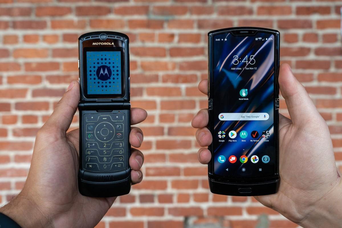 Điện thoại gập Motorola Razr sẽ lên kệ vào ngày 6/2 sau quá trình trì hoãn Ảnh 3