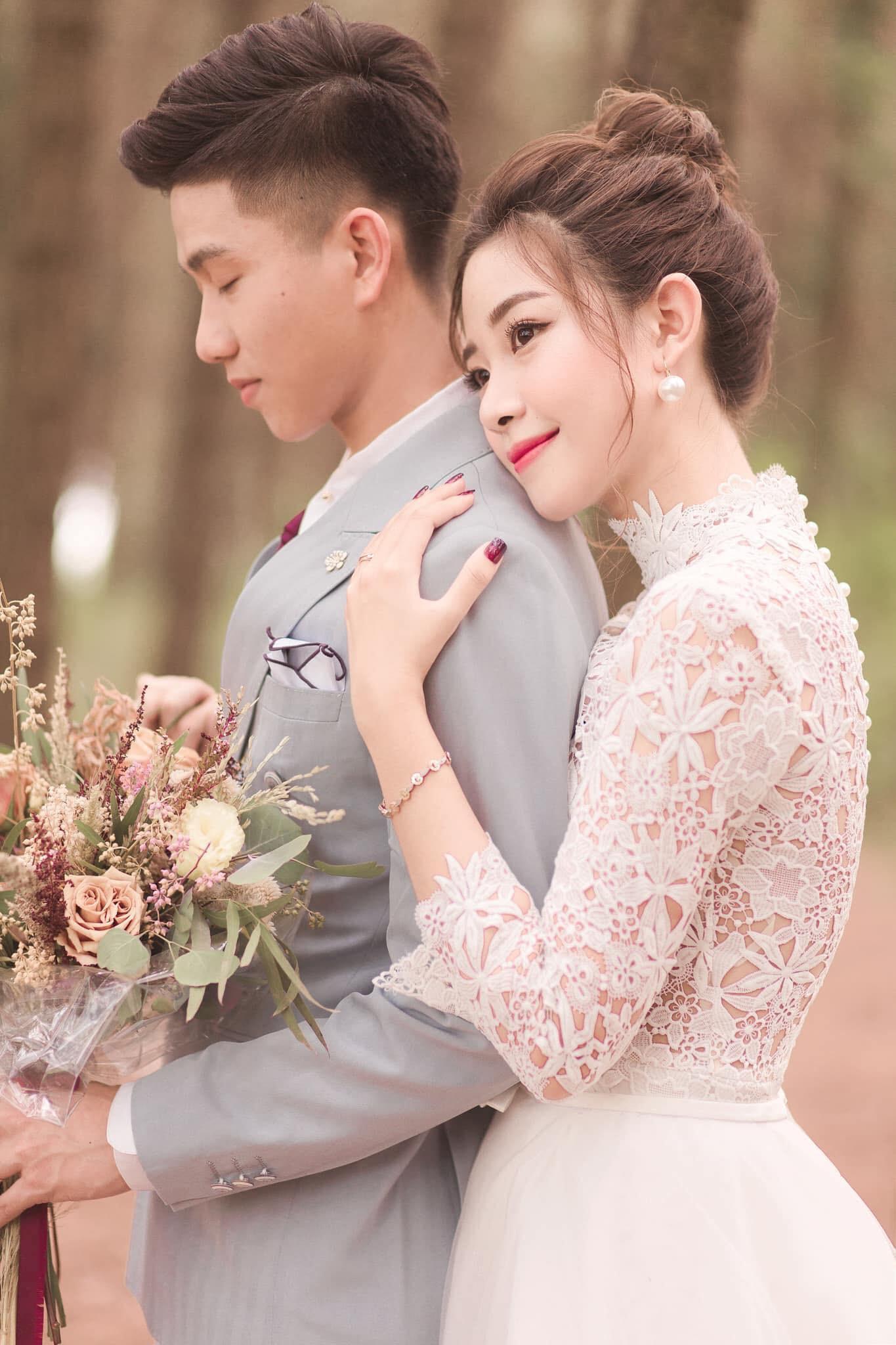 Vợ sắp cưới của Phan Văn Đức từ chối du lịch châu Âu để đón Tết cùng gia đình Ảnh 8