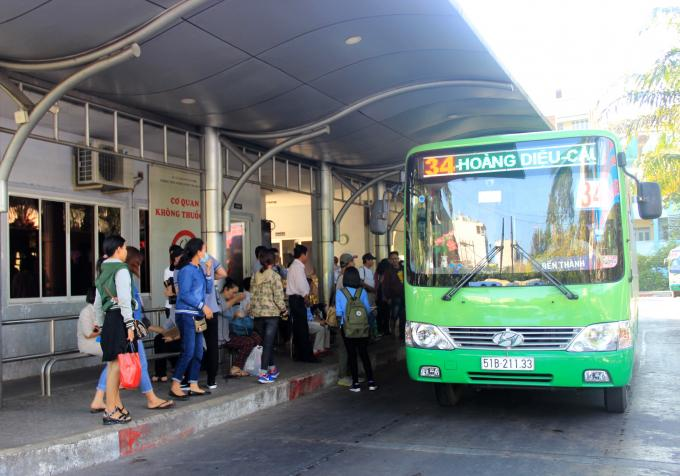 Nhiều giải pháp đẩy mạnh vận tải hành khách công cộng khu vực phía Nam Ảnh 1