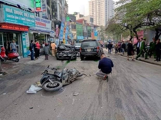 Hơn 100 người tử vong vì tai nạn giao thông sau 5 ngày Tết Nguyên đán Ảnh 1