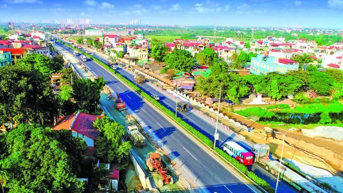 Cao tốc Pháp Vân - Cầu rẽ con đường đẹp Ở cửa ngõ phía Nam Thủ đô Hà Nội Ảnh 1