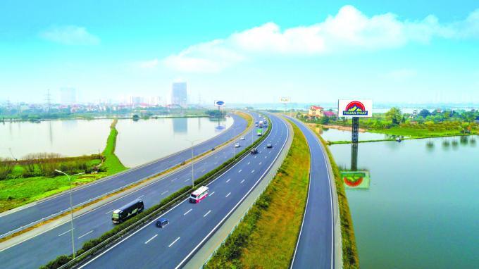 Cao tốc Pháp Vân - Cầu rẽ con đường đẹp Ở cửa ngõ phía Nam Thủ đô Hà Nội Ảnh 2
