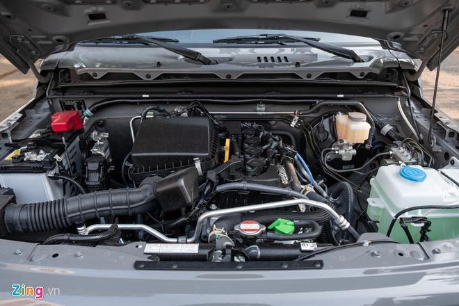 Suzuki Jimny có thể bị ngừng bán ở châu Âu vì vi phạm khí thải Ảnh 1