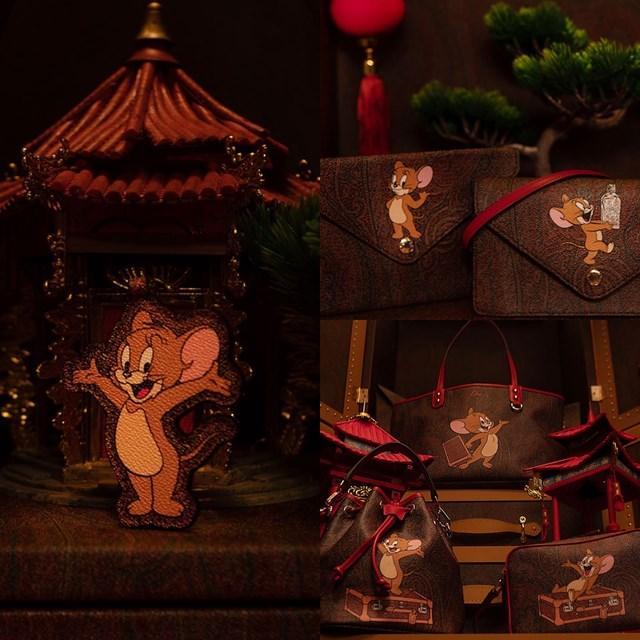 Những bộ sưu tập thời trang dành riêng năm con Chuột Ảnh 9