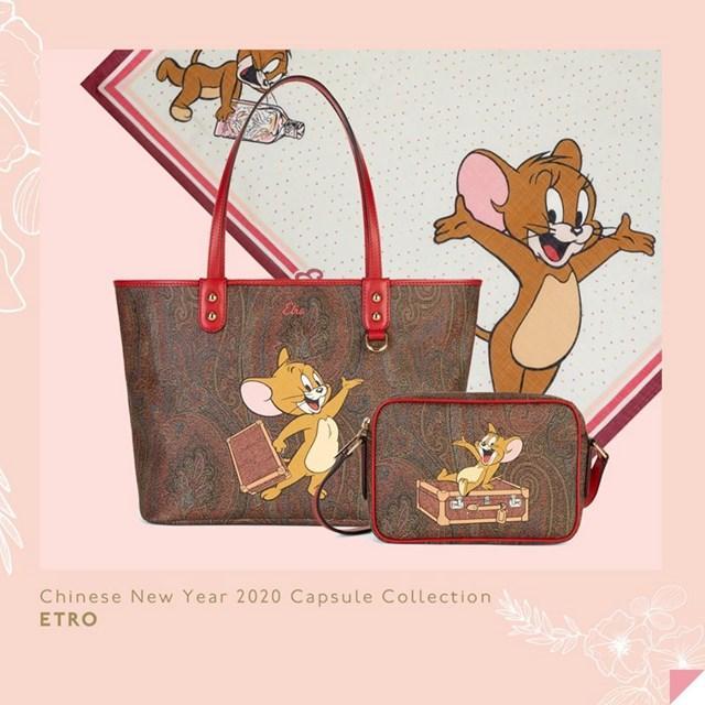 Những bộ sưu tập thời trang dành riêng năm con Chuột Ảnh 8