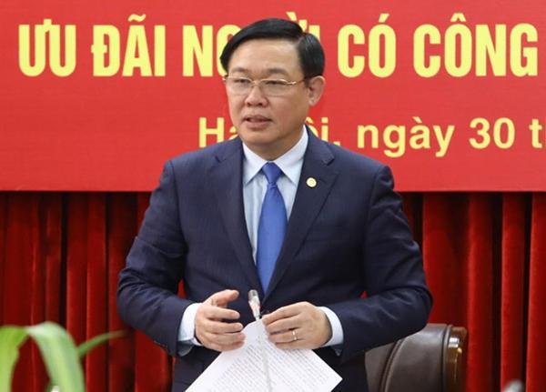 'Xông đất' Bộ Nội vụ, Phó Thủ tướng ra thông điệp cải cách tiền lương Ảnh 1