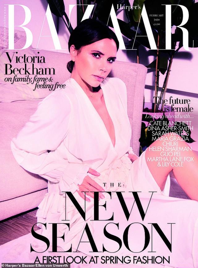 Victoria Beckham mặc đồ tập gym, để mặt mộc ra phố Ảnh 5