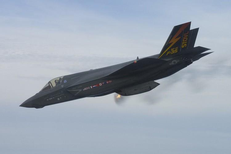 Vũ khí tầm gần của F-35 lỗi nghiêm trọng, Mỹ cuống cuồng khắc phục Ảnh 11