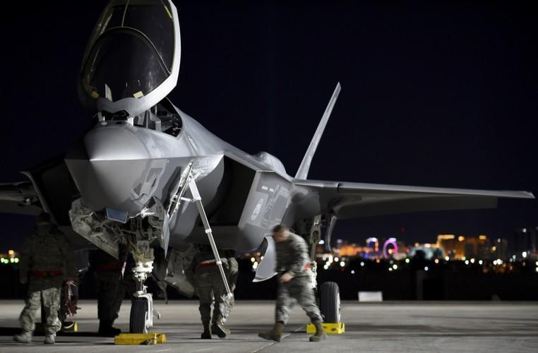 Vũ khí tầm gần của F-35 lỗi nghiêm trọng, Mỹ cuống cuồng khắc phục Ảnh 23