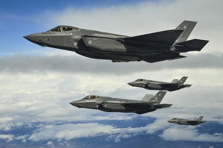 Vũ khí tầm gần của F-35 lỗi nghiêm trọng, Mỹ cuống cuồng khắc phục Ảnh 12
