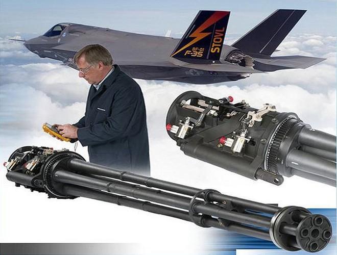 Vũ khí tầm gần của F-35 lỗi nghiêm trọng, Mỹ cuống cuồng khắc phục Ảnh 20