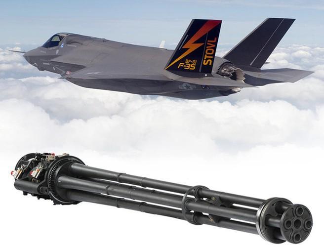 Vũ khí tầm gần của F-35 lỗi nghiêm trọng, Mỹ cuống cuồng khắc phục Ảnh 13