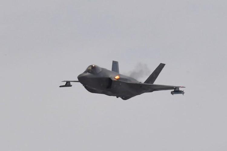 Vũ khí tầm gần của F-35 lỗi nghiêm trọng, Mỹ cuống cuồng khắc phục Ảnh 16
