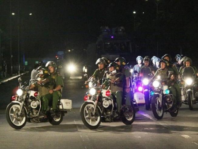 Đồng Nai: Hơn 100 công an TP Biên Hòa về phường, xã làm việc Ảnh 1