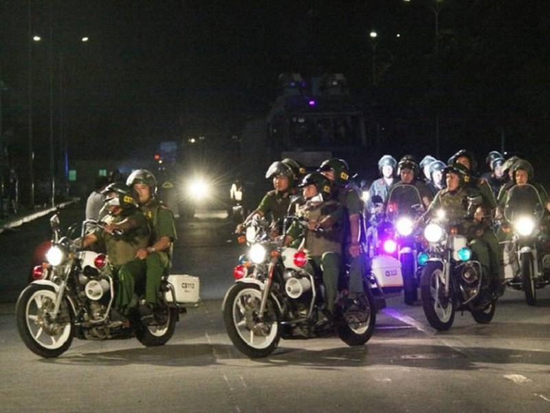 Đồng Nai: Hơn 100 công an TP Biên Hòa về phường, xã làm việc Ảnh 2