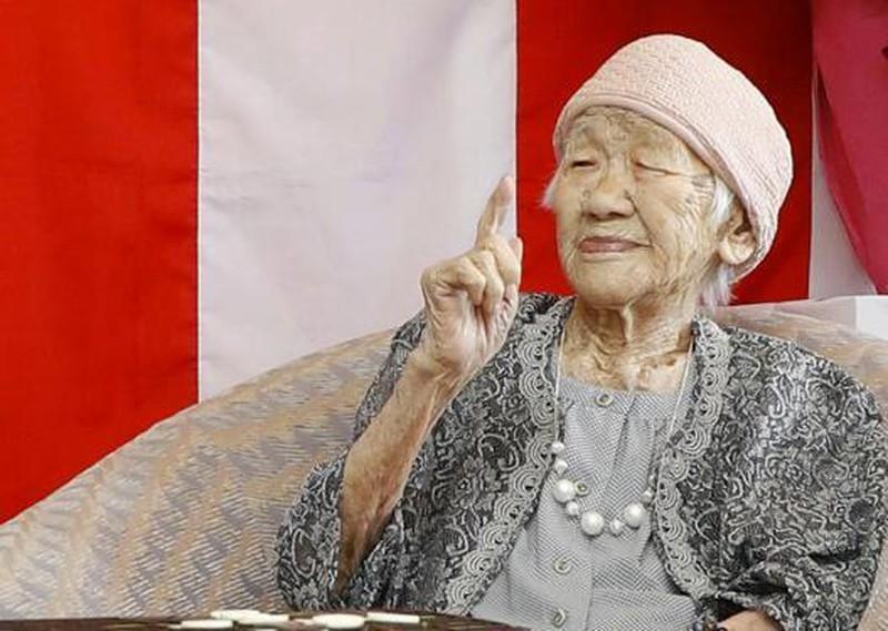Bí quyết sống khỏe mạnh của người phụ nữ thọ nhất thế giới Ảnh 3
