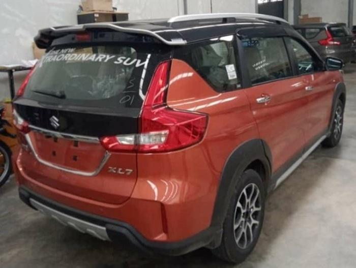 Cận cảnh Suzuki XL7, đối thủ mới của Mitsubishi Xpander Cross Ảnh 5