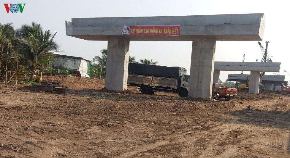 Thưởng 'nóng' nếu cao tốc Trung Lương- Mỹ Thuận đúng tiến độ Ảnh 1