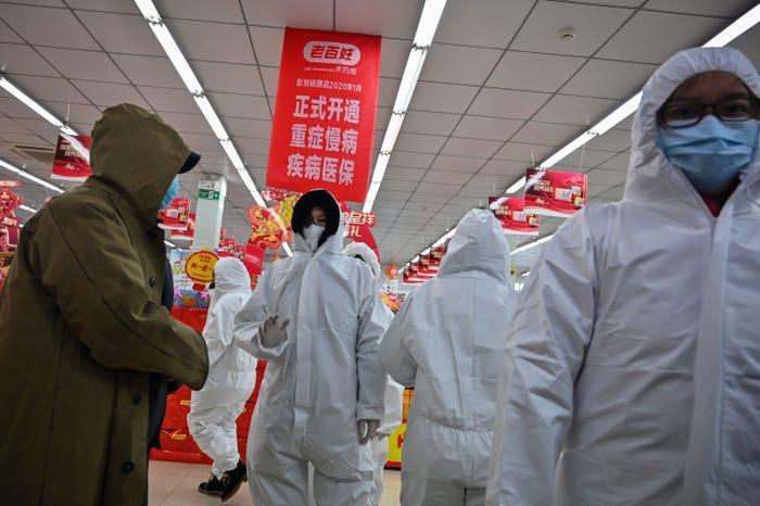 Bên trong tâm dịch Vũ Hán, có đúng là như thành phố 'zombie'? Ảnh 3