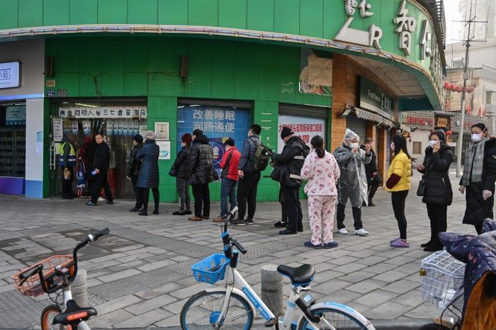 Bên trong tâm dịch Vũ Hán, có đúng là như thành phố 'zombie'? Ảnh 2