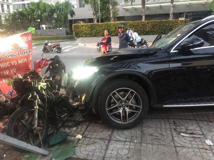 Bí ẩn vụ tai nạn tông chết người gần sân bay Tân Sơn Nhất Ảnh 2