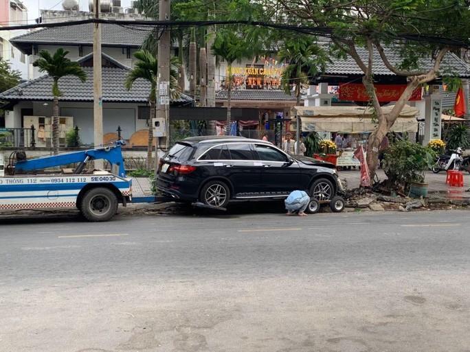 Bí ẩn vụ tai nạn tông chết người gần sân bay Tân Sơn Nhất Ảnh 1