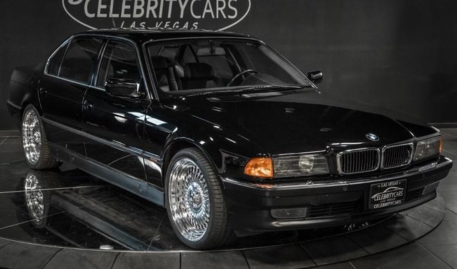 BMW 750iL của Tupac được rao bán 1,75 triệu USD Ảnh 1