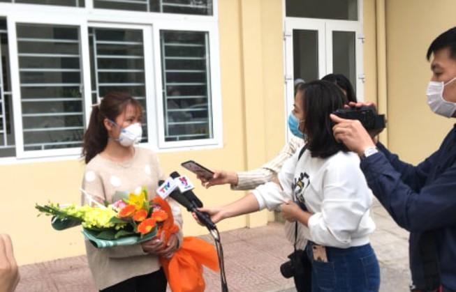 Bệnh nhân 'thoát' Corona ở Thanh Hóa nói gì sau khi xuất viện? Ảnh 1