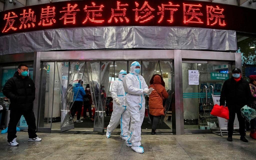 Thêm 66 người tử vong tại Trung Quốc do virus corona Ảnh 1