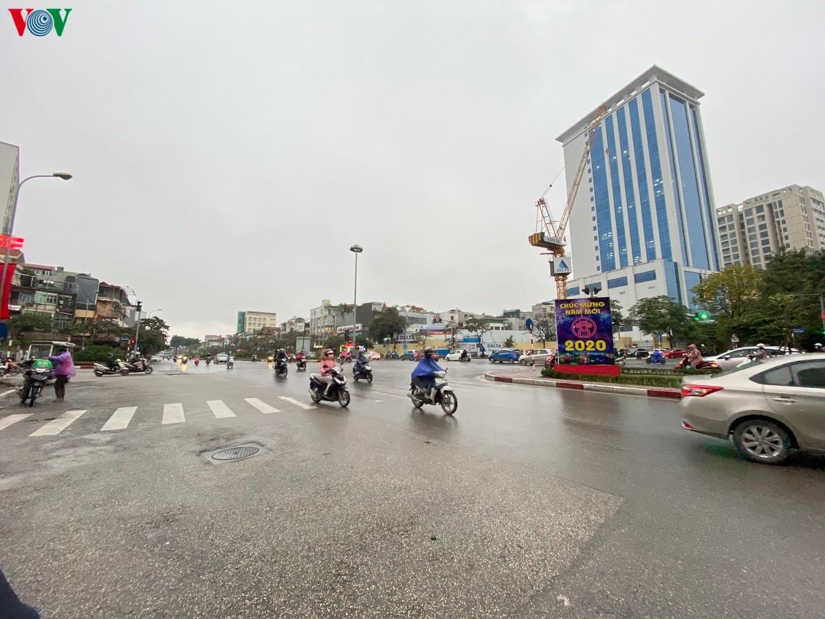 Đường phố Hà Nội thông thoáng dù trong giờ cao điểm Ảnh 7