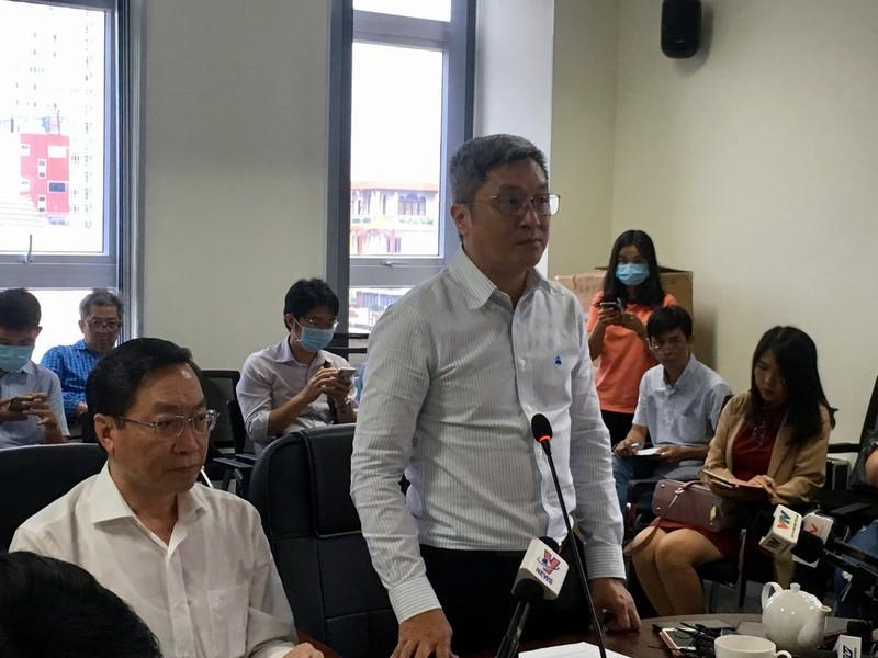 Thứ trưởng Bộ Y tế nói về việc virus Corona lây qua bụi khí Ảnh 2