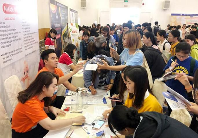 TP HCM nhiều chương trình tuyển dụng lao động trong năm Ảnh 1