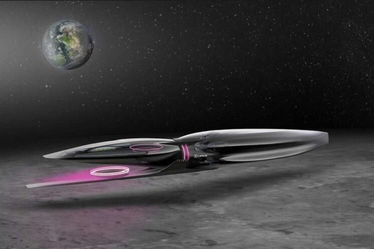 Bất ngờ ý tưởng ôtô lăn bánh thám hiểm Mặt trăng Ảnh 6