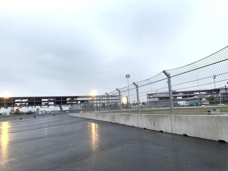 Cận cảnh đường đua F1 của Việt Nam sắp hoàn thành trong tháng 3 Ảnh 7