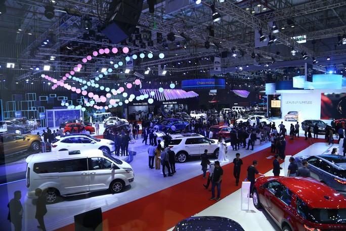 Tiêu thụ ôtô giảm hơn 50% trong tháng Tết Ảnh 1