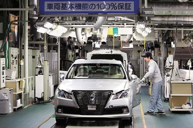 Nhiều hãng ôtô Nhật Bản tiếp tục dừng hoạt động sản xuất ở Trung Quốc Ảnh 1