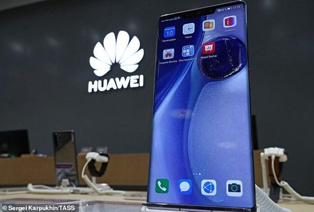 Huawei mở bán điện thoại Mate 30 không có ứng dụng Google ở Anh Ảnh 1