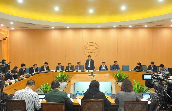 Chủ tịch Hà Nội: Tuyên truyền phòng dịch Covid-19 nhưng không được tạo sự kỳ thị người Vĩnh Phúc Ảnh 1