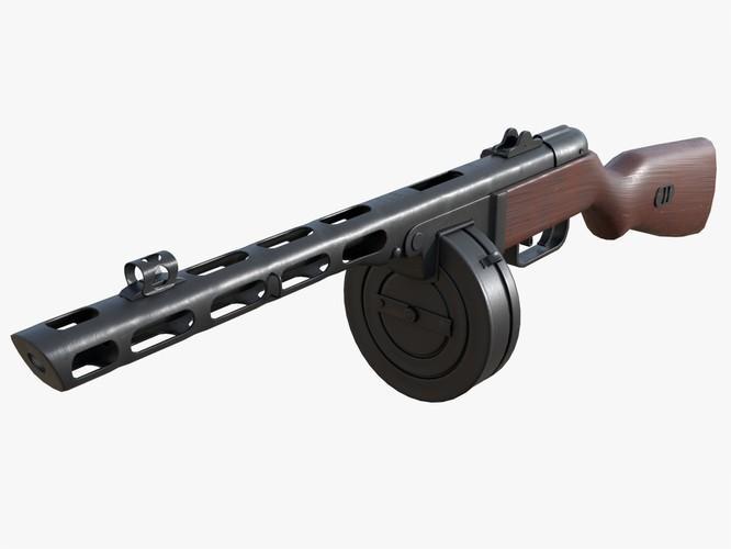 Súng tiểu liên 78 tuổi Liên Xô xả liên tục 900 phát đạn mà không hỏng hóc Ảnh 17