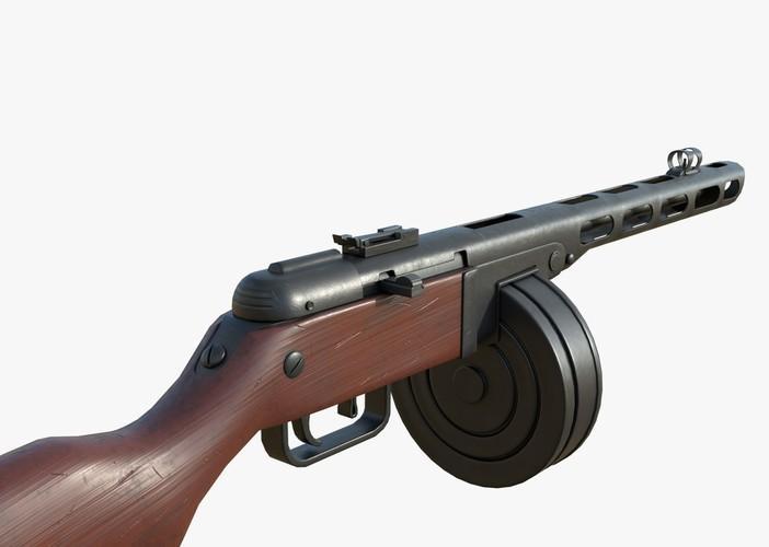Súng tiểu liên 78 tuổi Liên Xô xả liên tục 900 phát đạn mà không hỏng hóc Ảnh 6